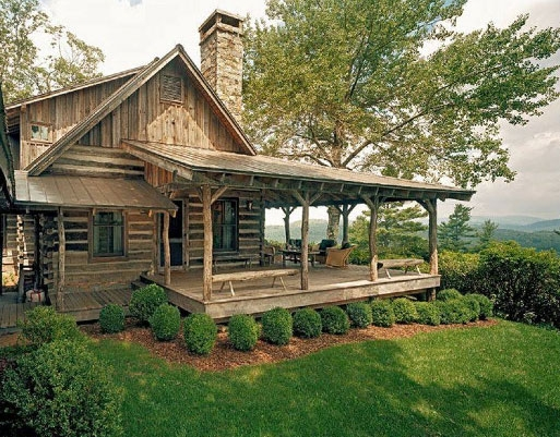 Permalink to Perfect Rustic Cabins  Ideas
