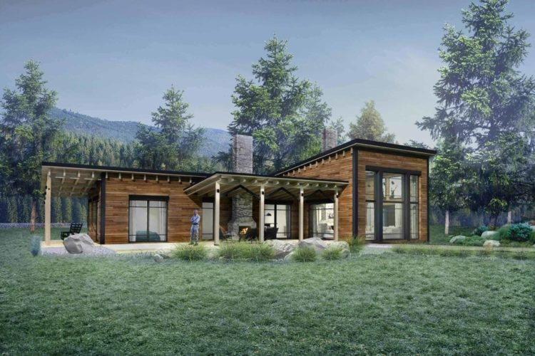 20 stunning examples of modern cabins Modern Cabins