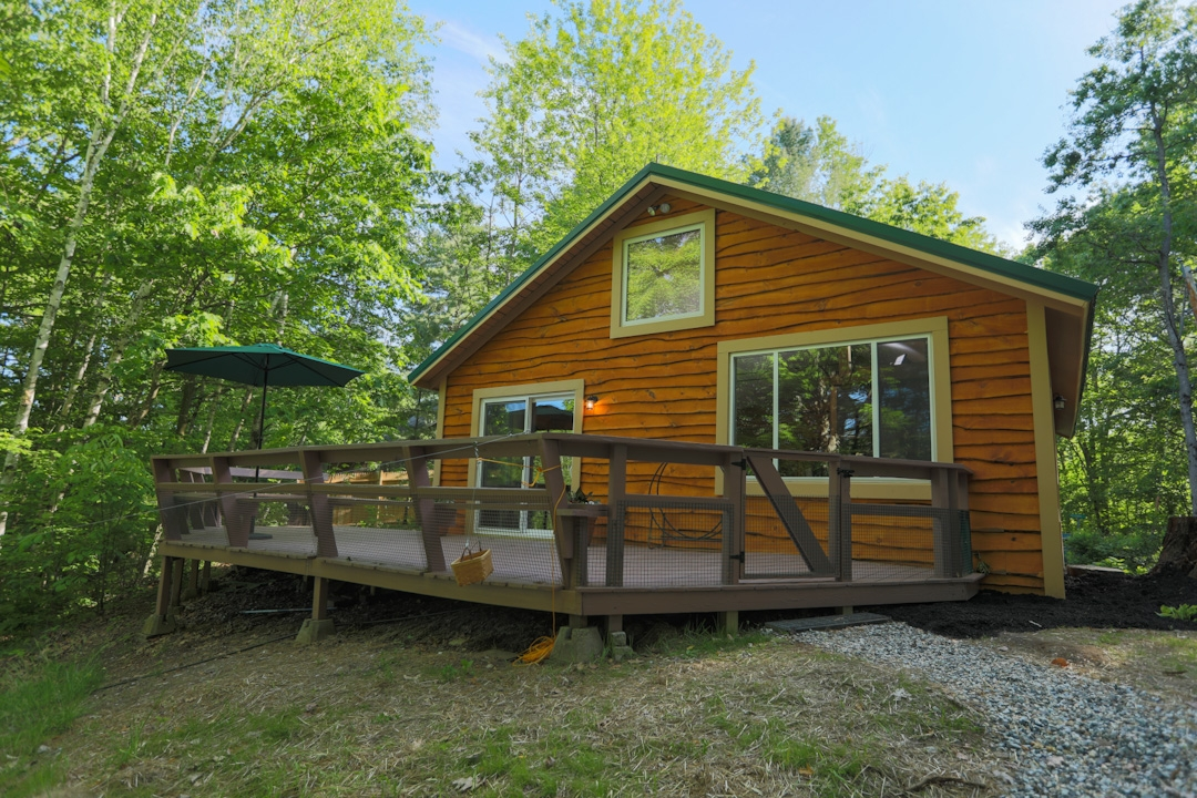 409 retrofit for the whole family maine cabin masters Provide The Photo Of Cabin