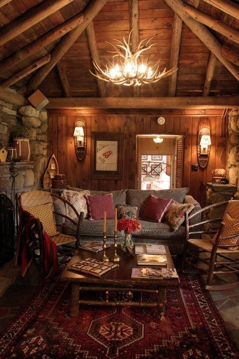 58 wooden cabin decorating ideas home design ideas diy Cabin Decorating Ideas