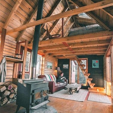 60 small mountain cabin plans with loft inspirational pin Cabin Loft Pintrest