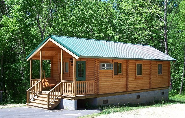 8 tips to building a low cost log cabin Build Small Cabin Images