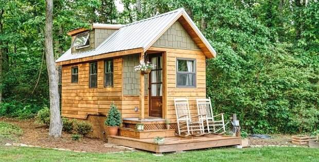 a tiny cabin that fits like a little glove cabin obsession Tiny Cabin