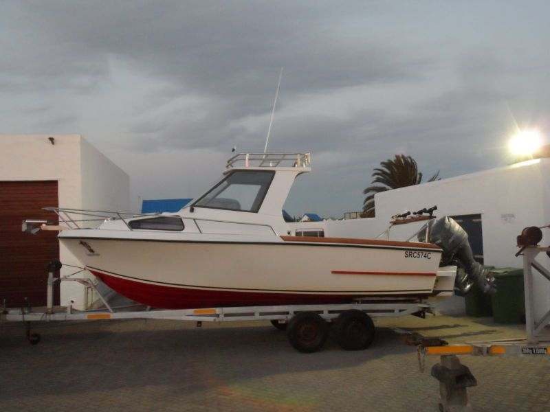 acecraft 660dv with 2 yamaha 4 strokes langebaan gumtree Gumtree Classifieds South Small Cabin Boats