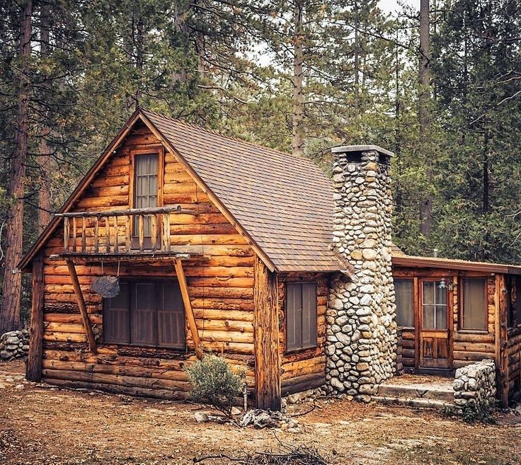 cabin in the woods log cabin homes small log cabin Small Uniquelog Cabins
