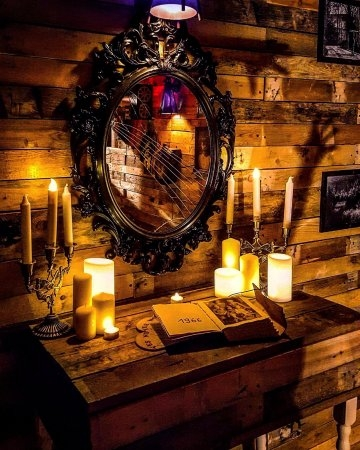 cabin in the woods room awaits you to solve the mystery of Cabin In The Woods Rooms