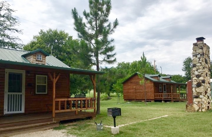 cabins lodges davis chamber of commerce Cabins In Davis Ok