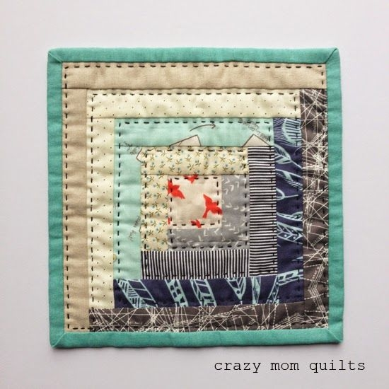 crazy mom quilts merry christmas eve crazy quilts hand Examples Of Log Cabin Quilts