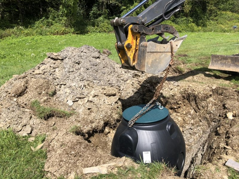 diy septic tank advise small cabin forum Small Septic Tank For Cabin
