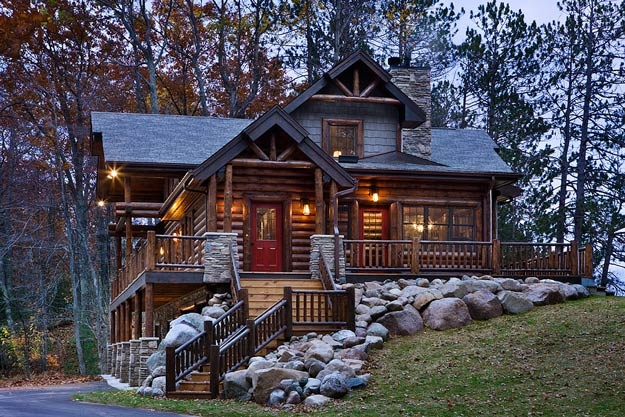 factors to consider for choosing log cabins make your Log Cabins