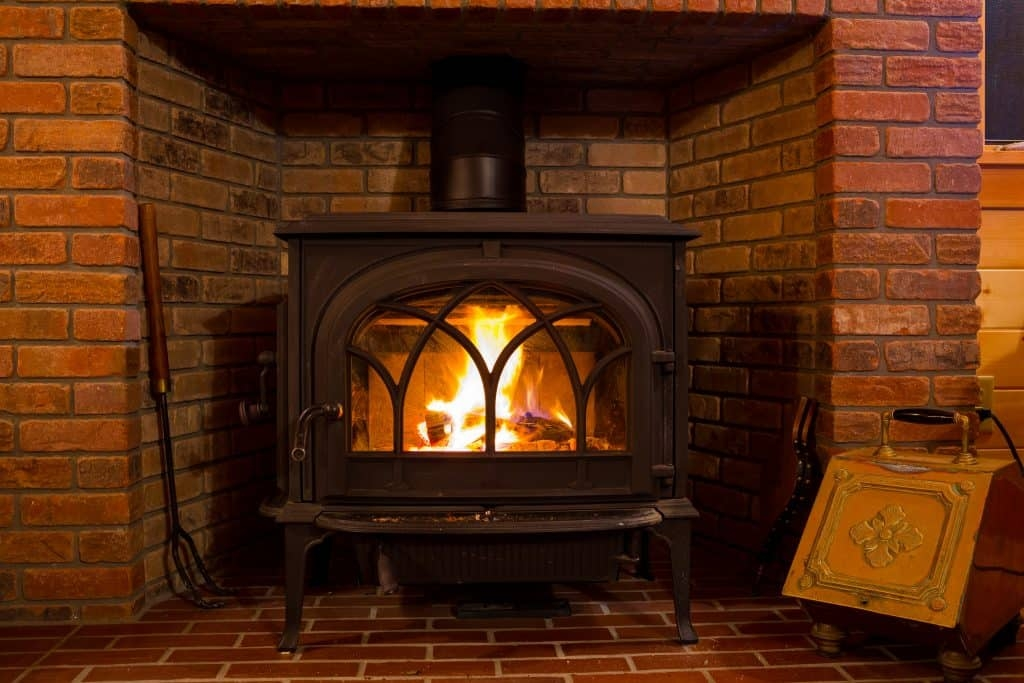 fireplace vs wood burning stove for a cabin outdoor troop Cabin Wood Stove