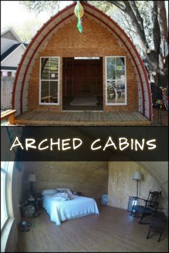 for as low as 960 you can get their basic arched cabin kit Arched Cabin Kits