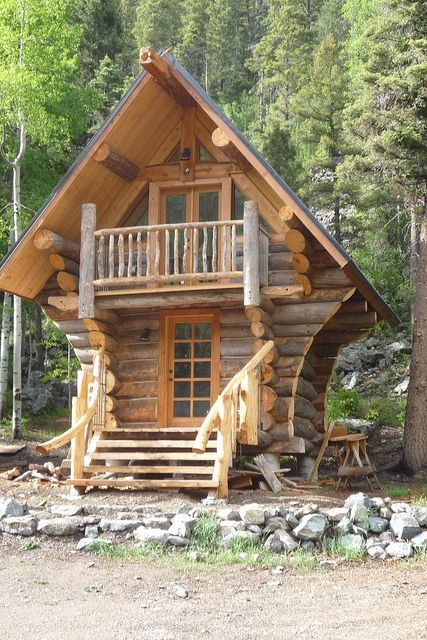 for my manifestation board tiny log cabins small log Log Cabin Small