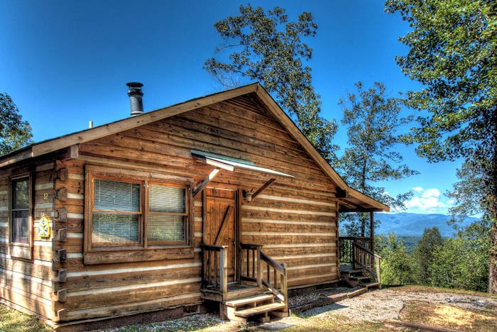 great smoky mountains cabins in nc Smoky Mountain Small Cabins
