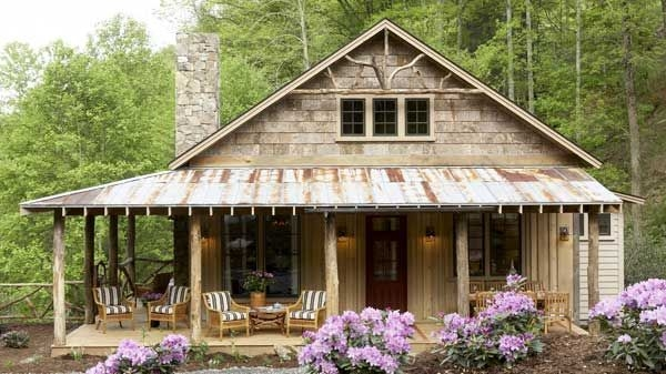 havens south designs love this whisper creek house plan Small Rustic Cabin Plans