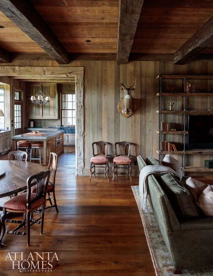 image result for hunting barn hunting lodge interiors Pinterest Outdoor Cabin Decor