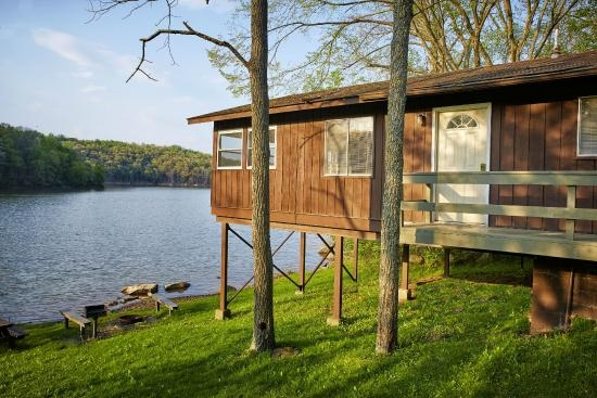 lakeside cabin picture of salt fork lodge and conference Lakeside Cabin