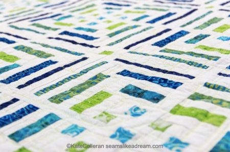 new log cabin quilt pattern seams like a dream quilt designs Log Cabin Quilts Modern