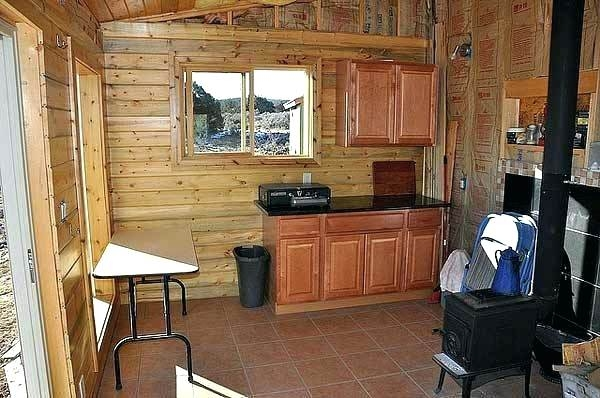 off grid cabin plans cooking ideas small normeco Small Off Grid Cabin Interior