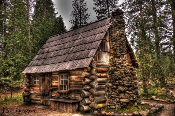 old rustic cabin in the woods check out this site for Rustic Cabins