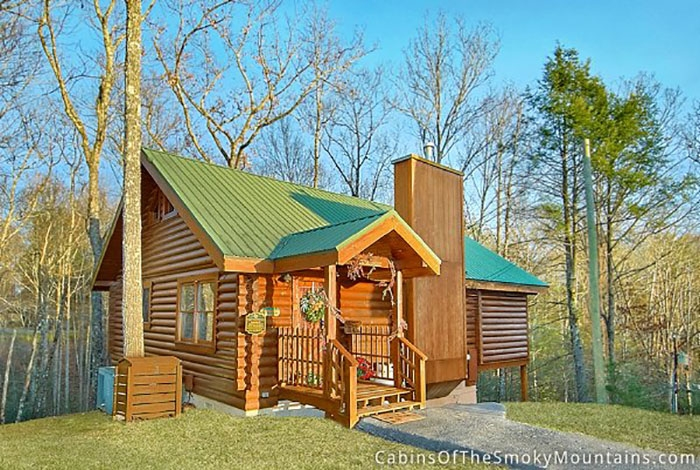 one bedroom cabins in gatlinburg pigeon forge tn Smoky Mountain Small Cabins