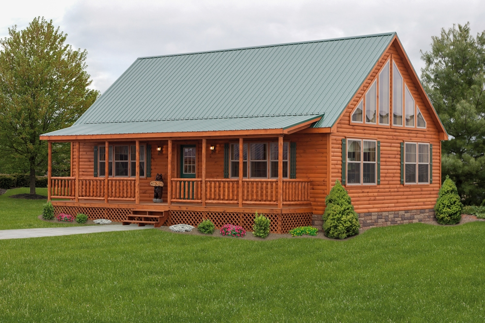 pre built cabins choosing between kits or modular cabins Ready Made Log Cabin