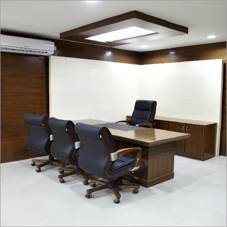 prototype of cabin success mantra india office photo Office Cabin