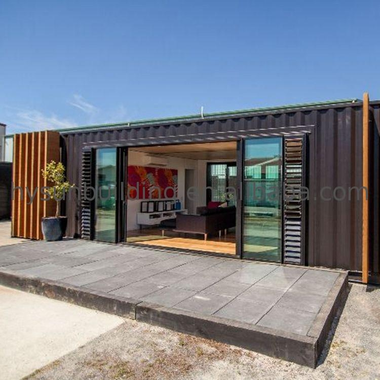 quality assurance vacation cabin container house two floors Cabin Container House