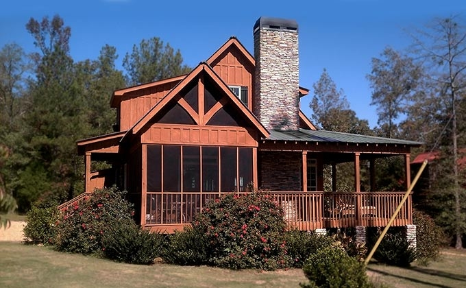 rustic cottage house plan small rustic cabin Small Rustic Cabin Plans