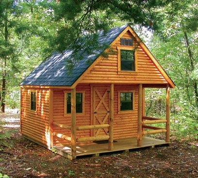 small cabins to build simple solar homes learn how to Build Small Cabin Images
