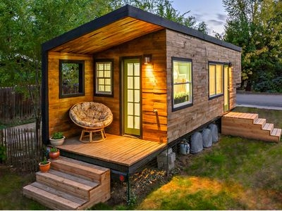 small cabins you can diy or buy for 300 and up Mini Cabin