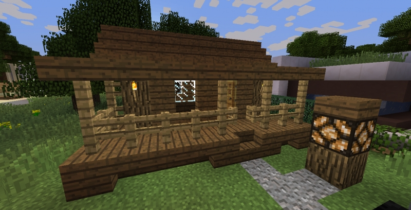 small wooden cabin 6 blueprints for minecraft houses Minecraft Cabin House