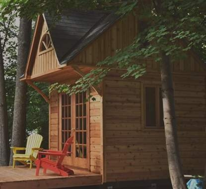 stylish log cabin and cottage kits for sale summerwood Small Cabins