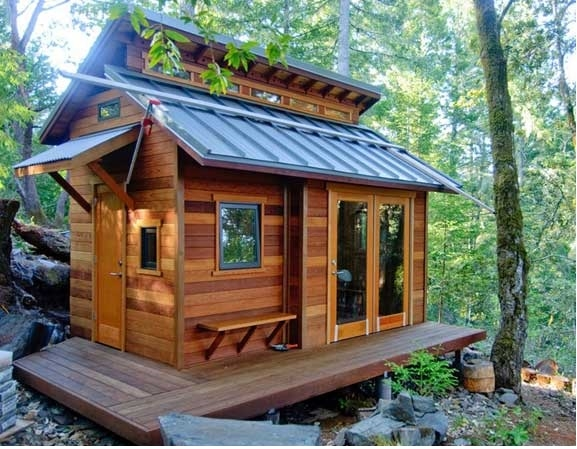 the small cabin lifestyle Small Cabins