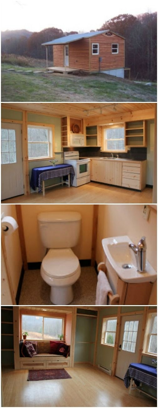 this 15 x 20 cabin is yahinis largest tiny house yet 15 By 20 Cabin