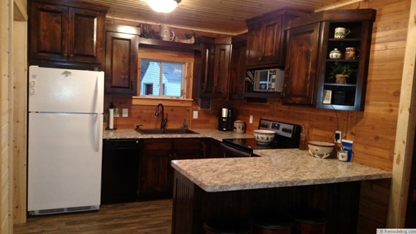 tjb remodeling small cabin remodel Small Cabin Remodels