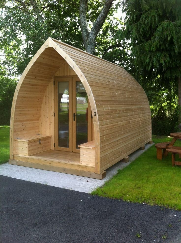 top 10 most beautiful arched cabins arched cabin tiny Arched Cabins
