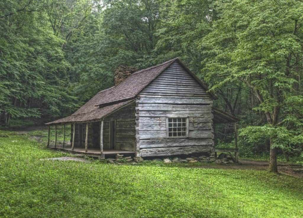 what is a rustic cabin outdoor troop Rustic Cabins