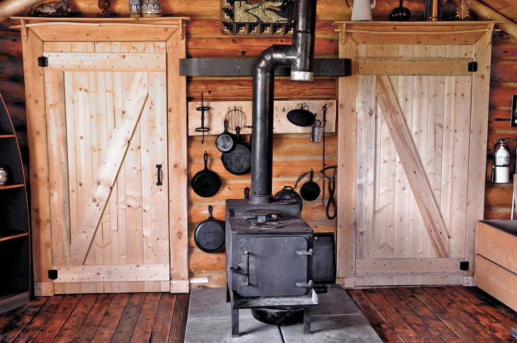 wood burning stove cabin fever adventures flickr Wood Burning Stoves Cabin