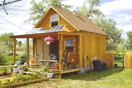 you can build this tiny house for less than 2000 Build Small Cabin Images