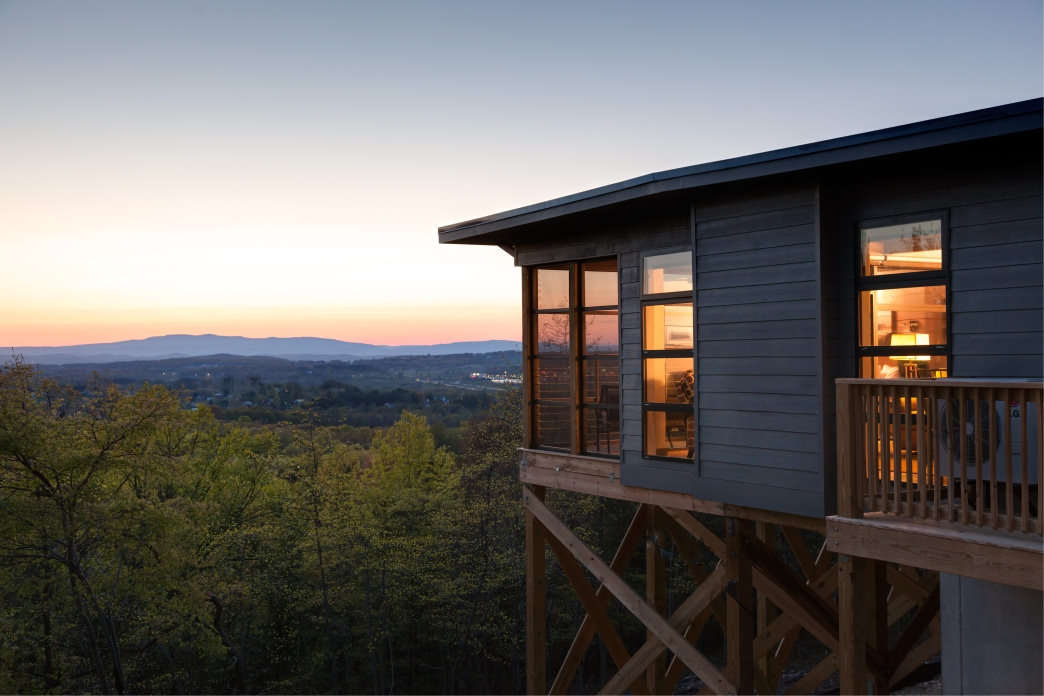 10 unique places to stay the night in shenandoah valley Cabins In Shenandoah