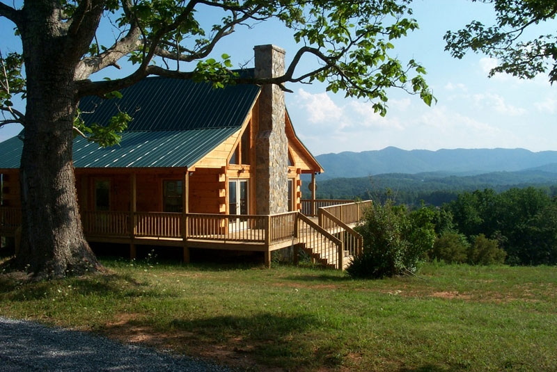 13 mountain cabin rentals for your summer vacation Cabins In Shenandoah