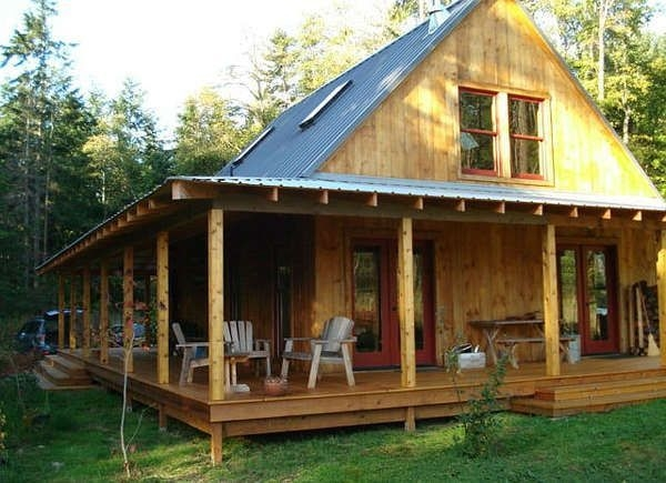 14 kit homes you can buy and build yourself in 2020 barn Pole Barn Cabin