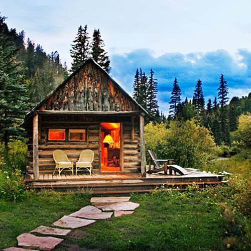 22 beautiful wood cabins and small house designs for diy Beautiful Wooden Cabins