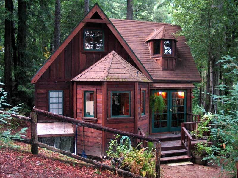 9 cozy cabins in northern california for the perfect winter California Mountain Cabin