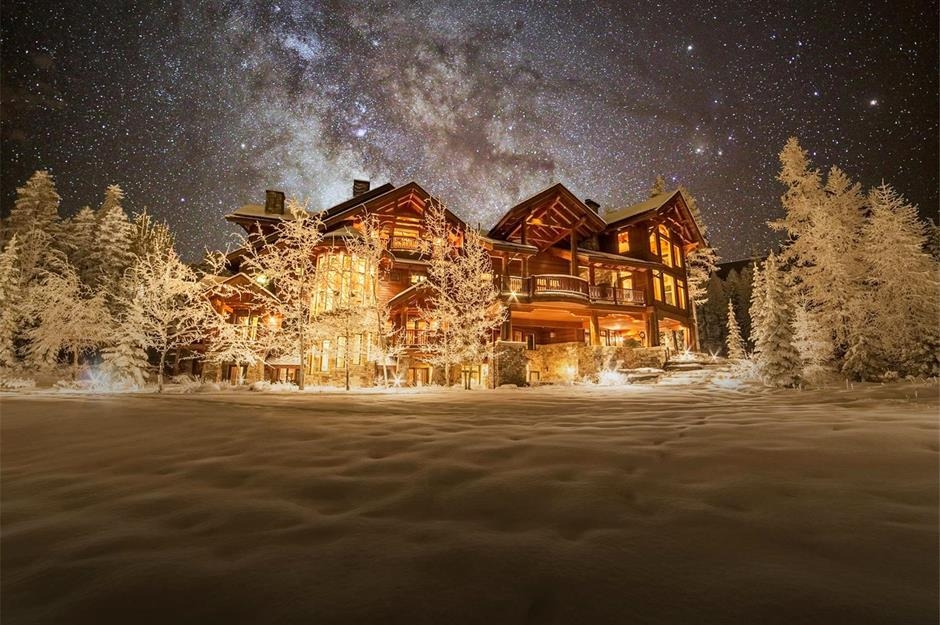 9 luxury log cabins for sale youll want to escape to Beautiful Wooden Cabins