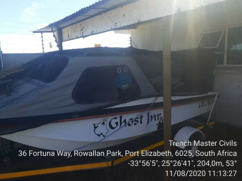 boat for sale despatch gumtree classifieds south africa Small Cabin Boat 8hp Port Elizabeth