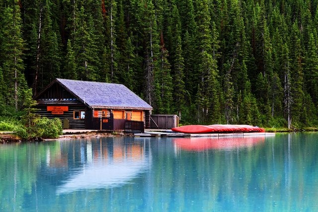 cabin on lake louise lofted barn cabin cabin plans with Lake Louise Cabins