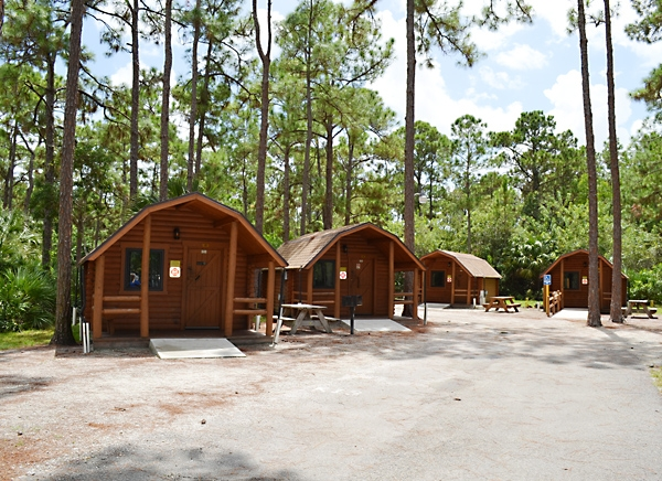 cabins lion country safari Camping Cabins In Florida