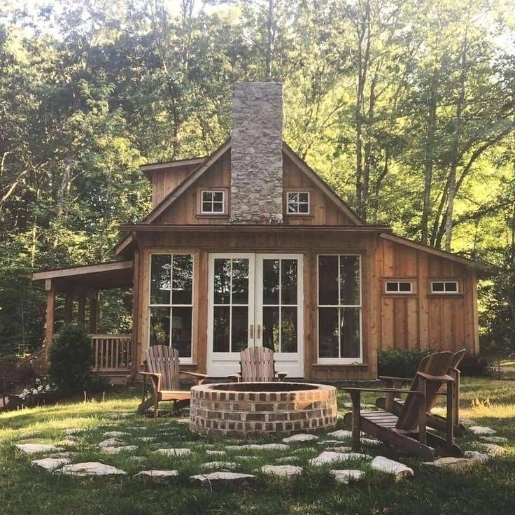 image result for cabin landscaping small cabin plans Cabin Landscaping Ideas